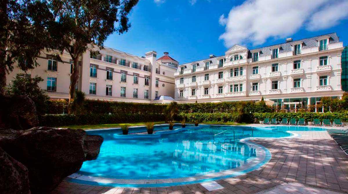 Hoteles Balnearios en España / Castilla Termal Balneario de Solares
