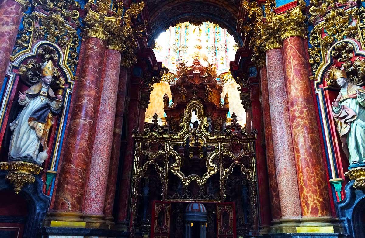 """""""Tabernáculo del Monasterio de Santa María del Paular"""""""