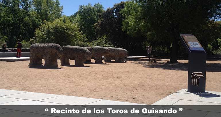 recinto ubicación de los Toros