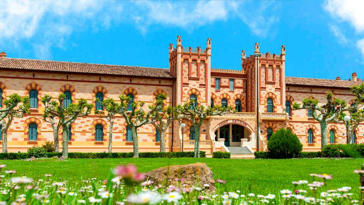 Hoteles Balnearios en España / Hotel Balneari Vichy Catalan