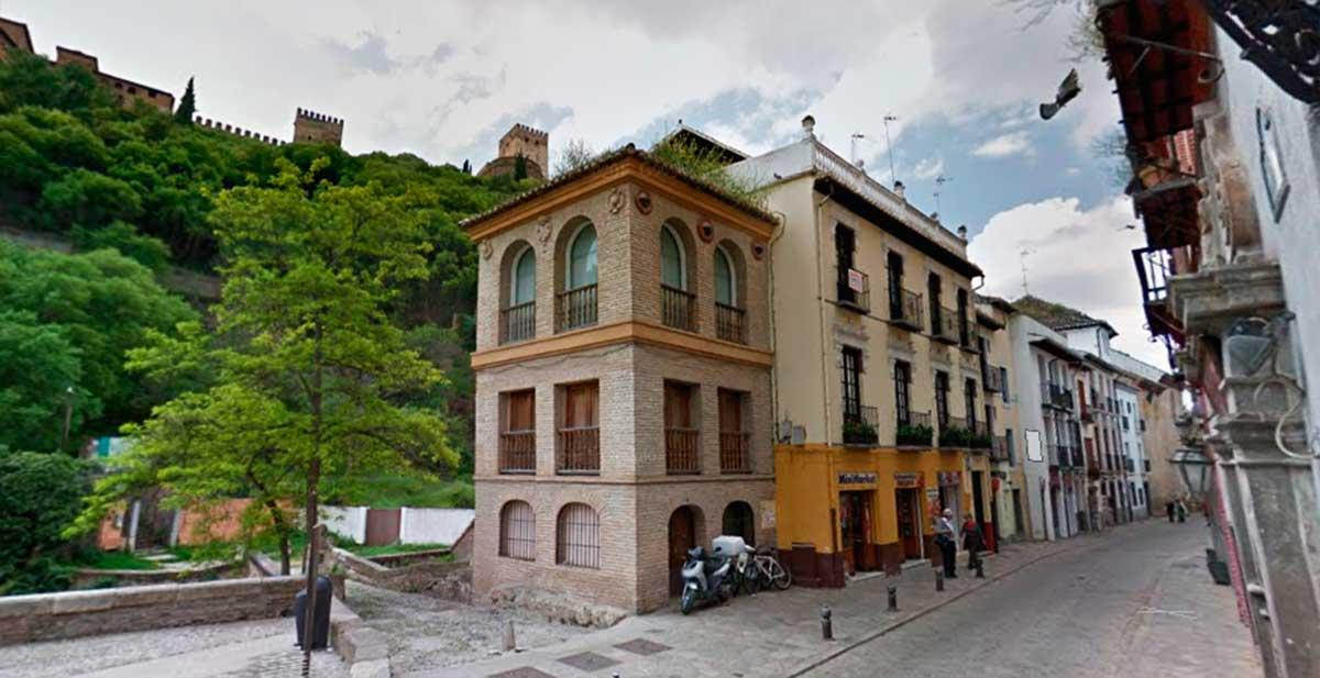 Casa de los Chirimias de Granada