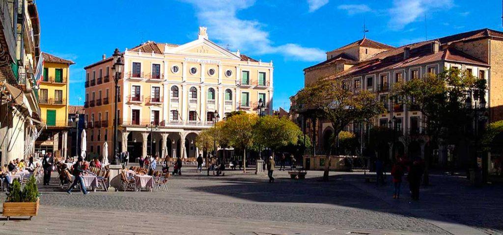 Qué ver en el Casco Histórico de Segovia