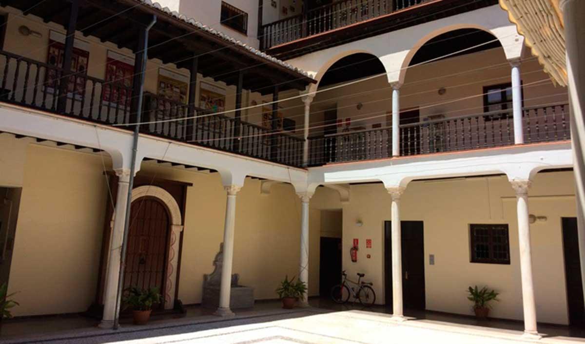 Convento de Santa Inés en Granada