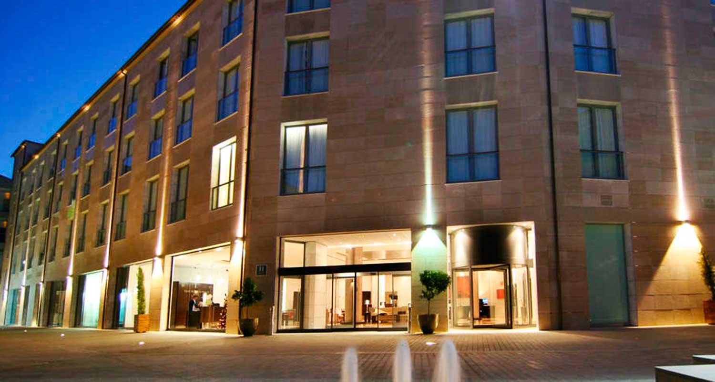 Gran hotel Don Manuel de Cáceres