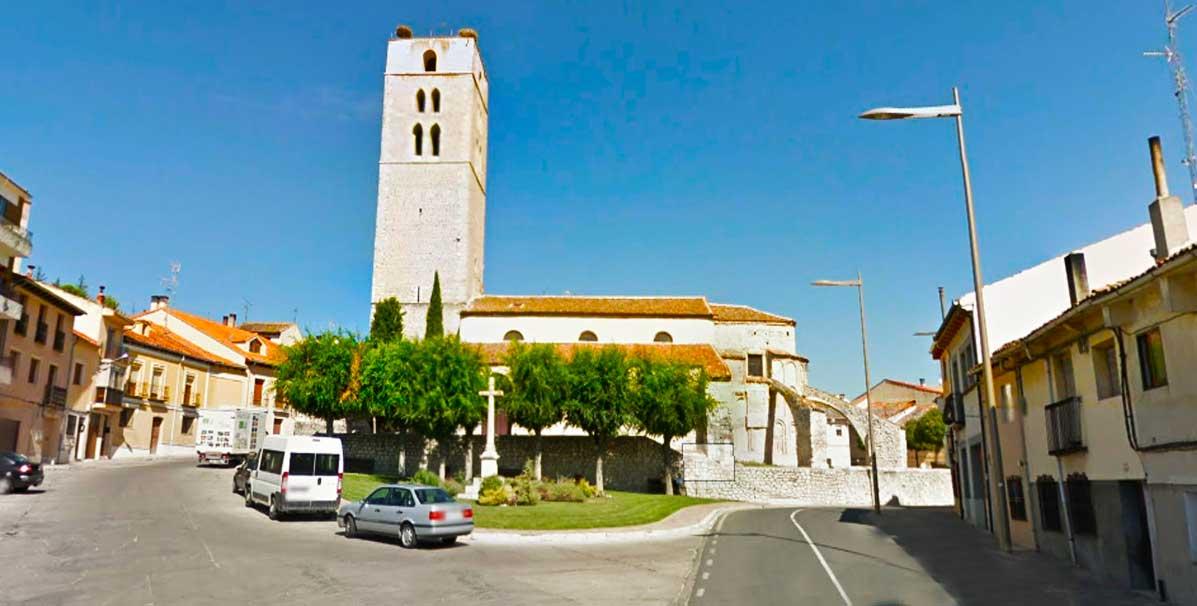 Iglesia el Salvador.