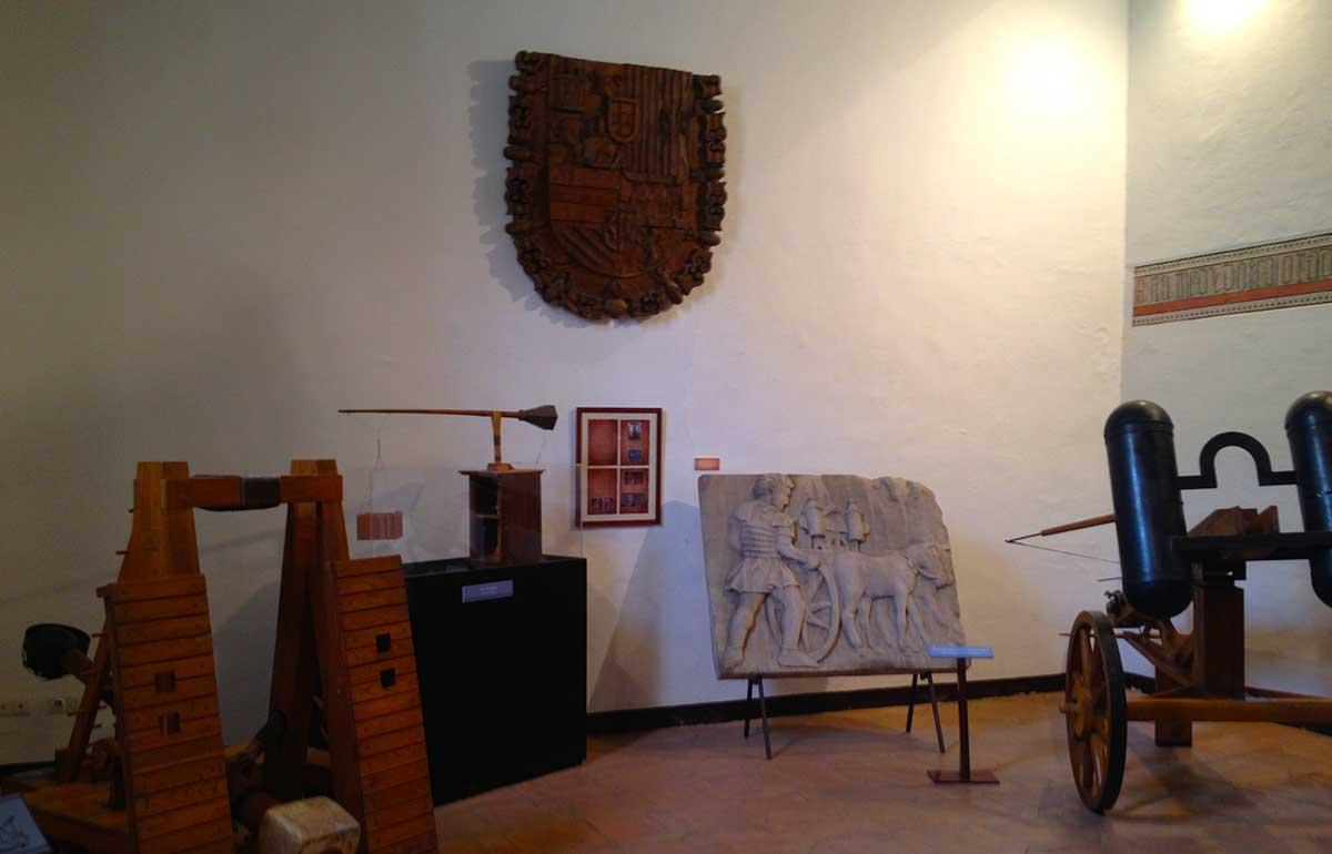 Posada de la Hermandad de Toledo.