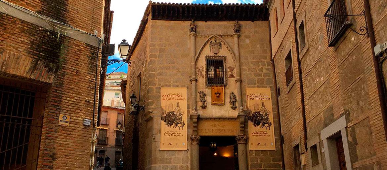 POsada de la Hermandad en Toledo