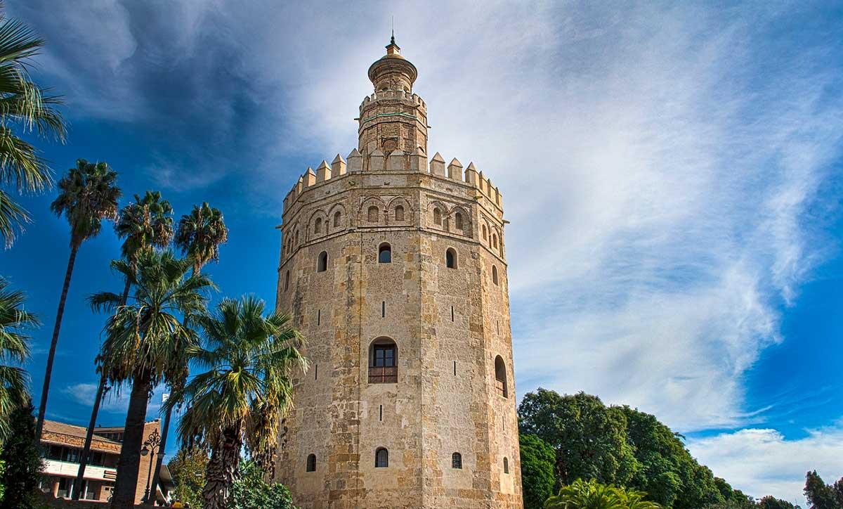 escapadas con visita guiada por Sevilla.- Torre del Oro.