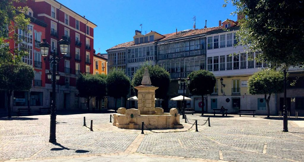 Destino turístico: Burgos