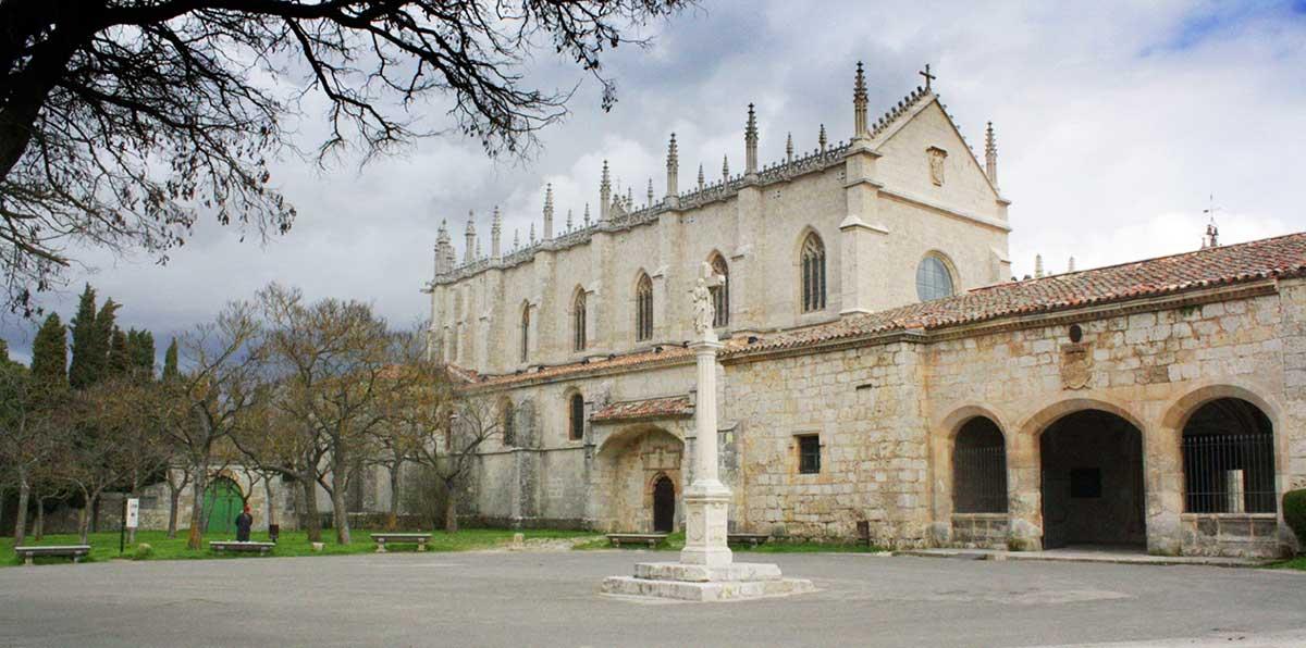 Ruta: Que ver en Burgos. / Monasterio Cartujo de Miraflores.