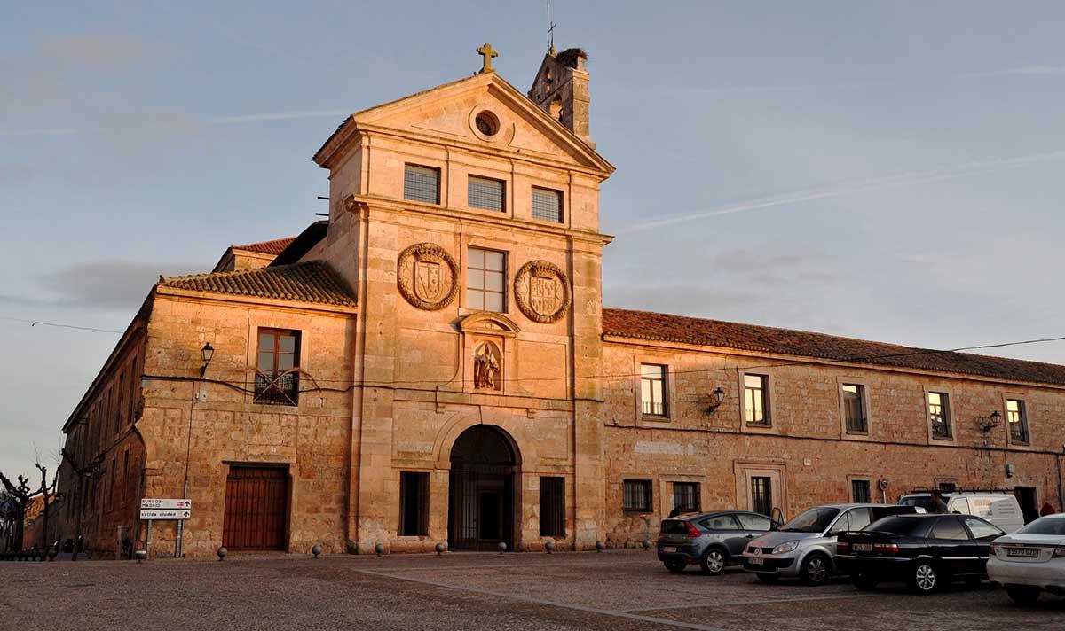 """Que ver en Lerma. / Monasterio de San Blas."""""""