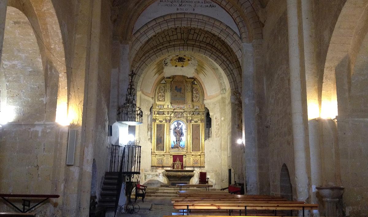 """""""Iglesia de San Miguel / Turégano"""""""