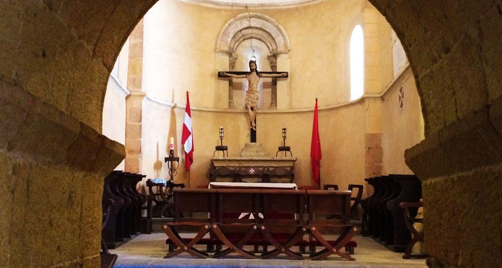 Iglesia Vera Cruz de Segovia