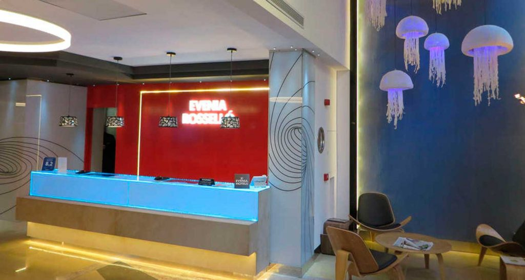 Escapada al Hotel Evenia Rossello 4* de Barcelona