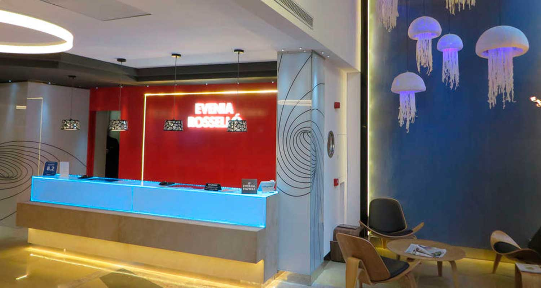 Escapada al hotel Evenia Rosello de Barcelona