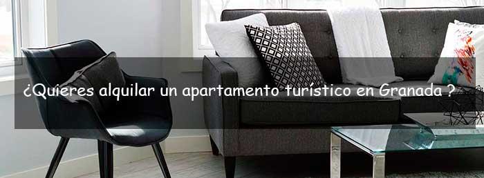 Reservar apartamento turístico en el centro de Granada