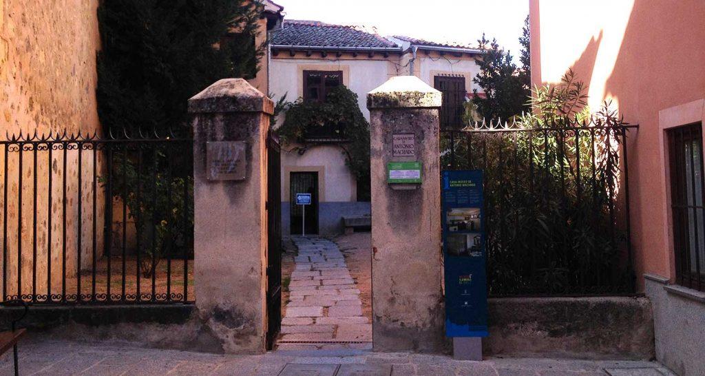Visita a la Casa Museo Antonio Machado