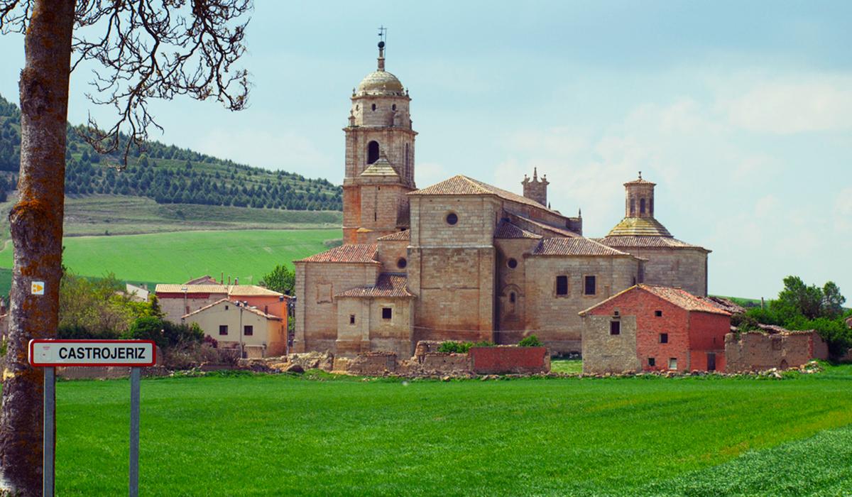Castrojeriz - provincia de Burgos