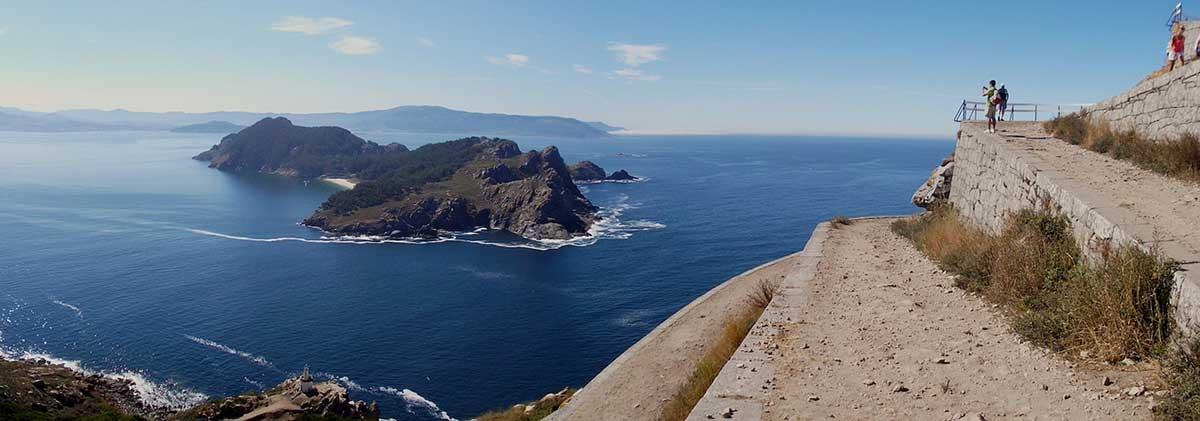 Ruta del Faro de Cíes
