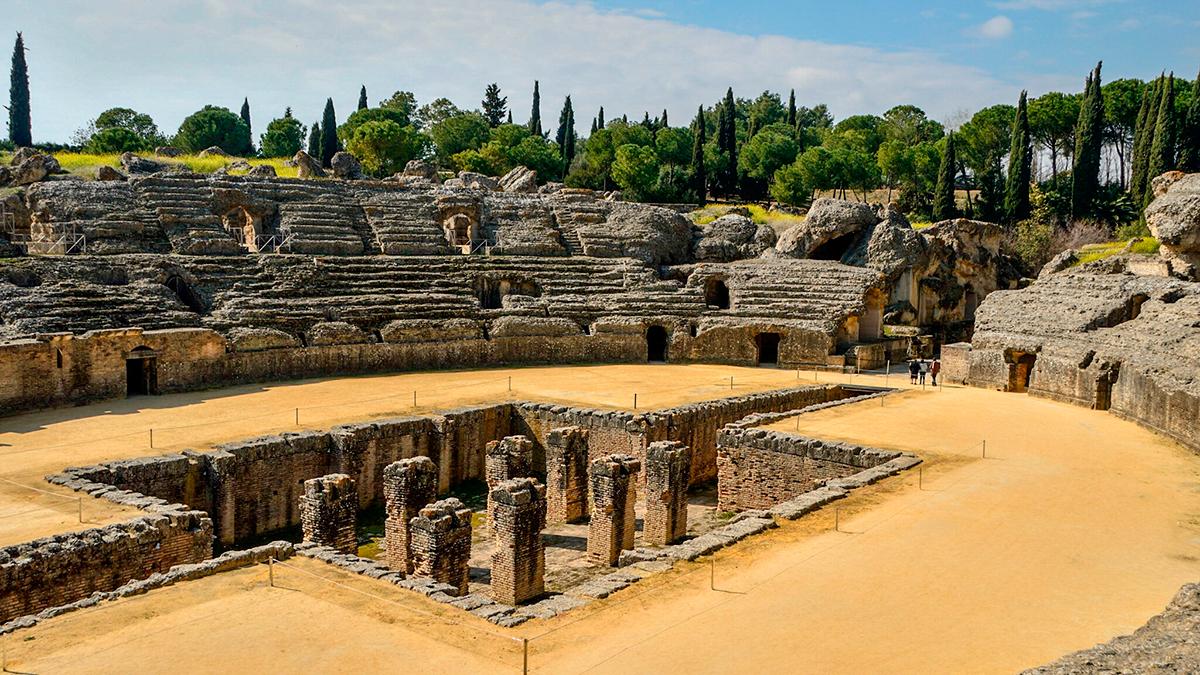 complejo arqueológico de Itálica
