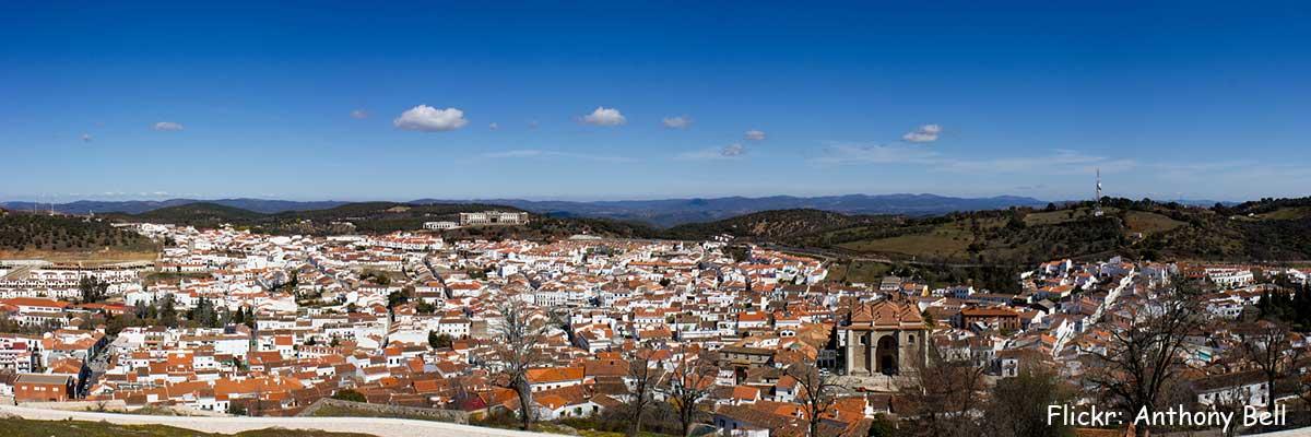 Que visitar en Aracena (Huelva)