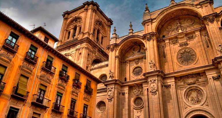 barrio histórico de Granada
