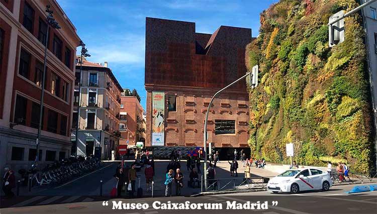 Museo Caixaforum de Madrid