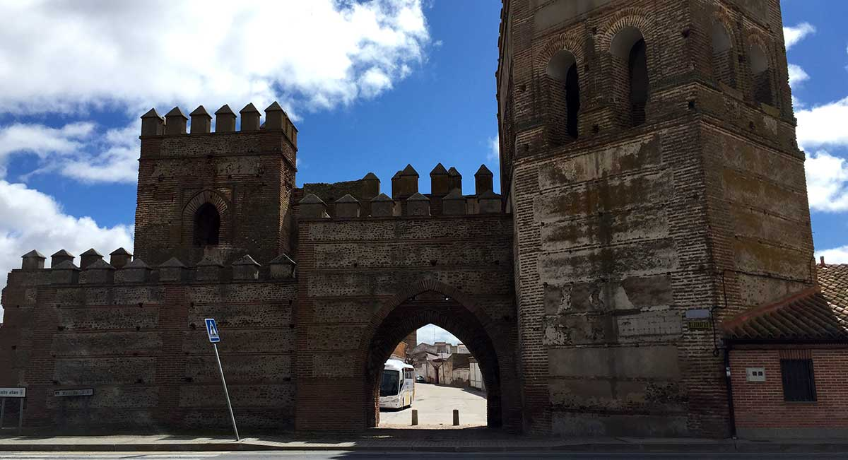 Murallas de Madrigal de las Altas Torres