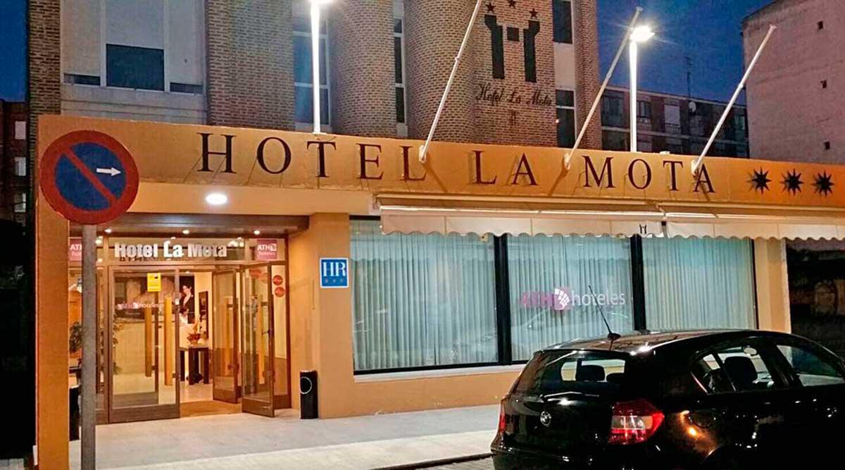 Hotel La Mota en Medina del Campo