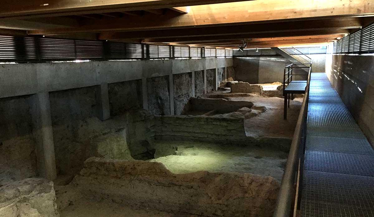 Yacimientos Arqueológicos de la Edad del Hierro en Medina del Campo