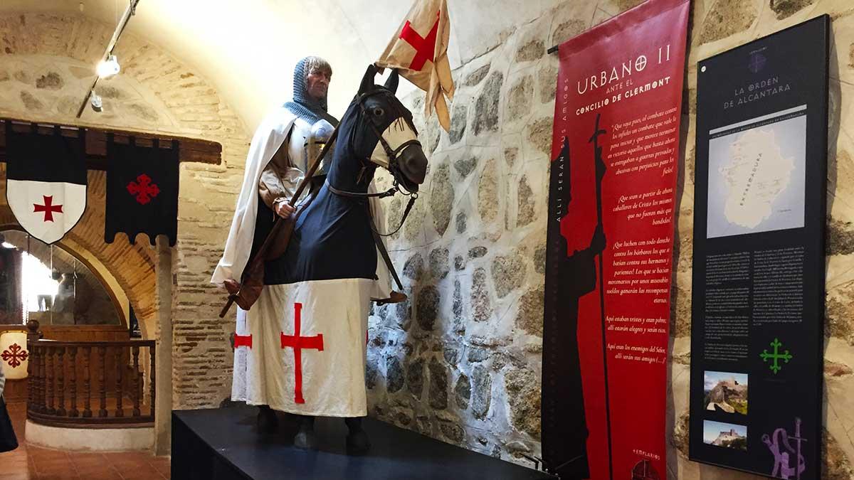 Exposición Templarios y Ordenes Militares de Toledo