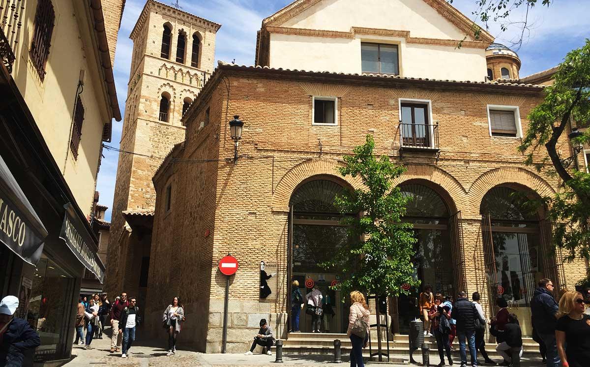 Iglesia Santo Tomé de Toledo