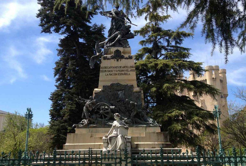 Monumento Héroes 2 de Mayo