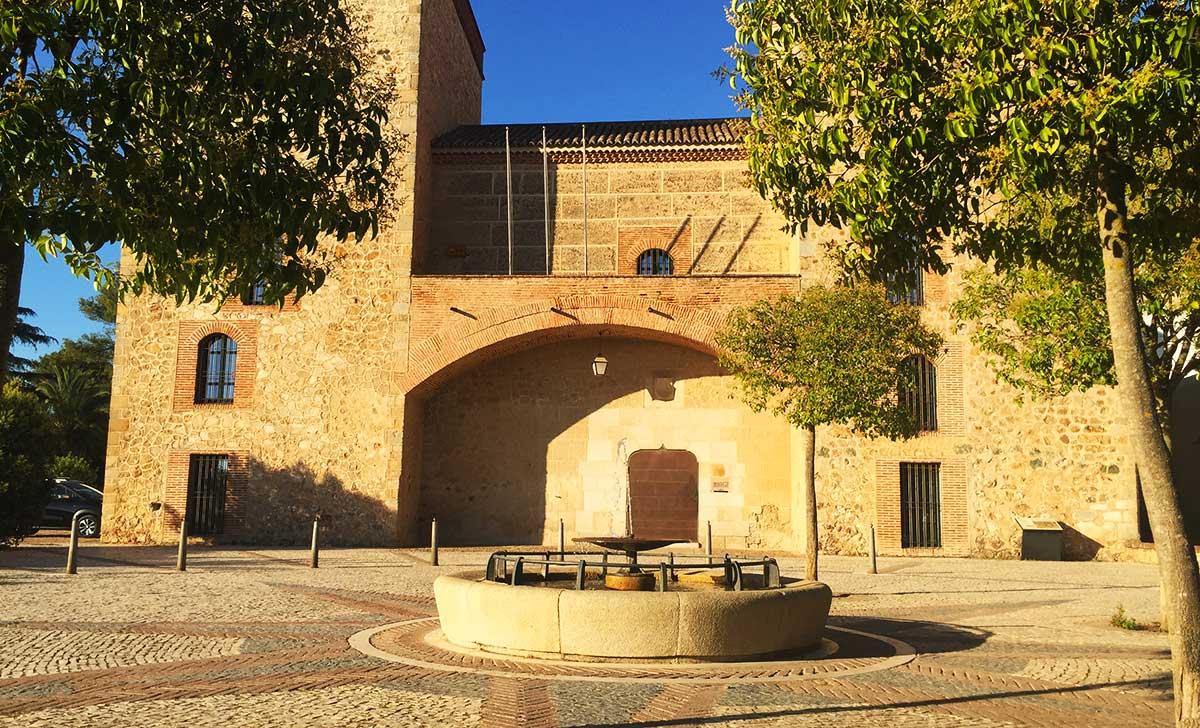 Museo Arqueológico Provincial e Badajoz