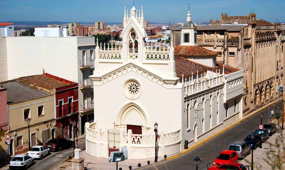 Convento de las Madres Adoratrices de Badajoz.