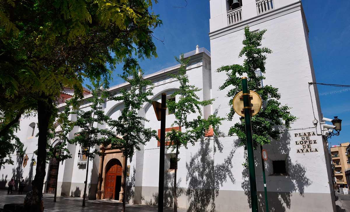 convento de las Descalzas de la Merced de Badajoz