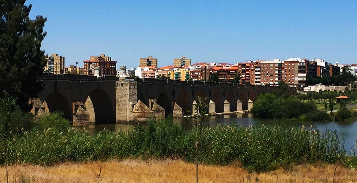Puente de las Palmas de Badajoz
