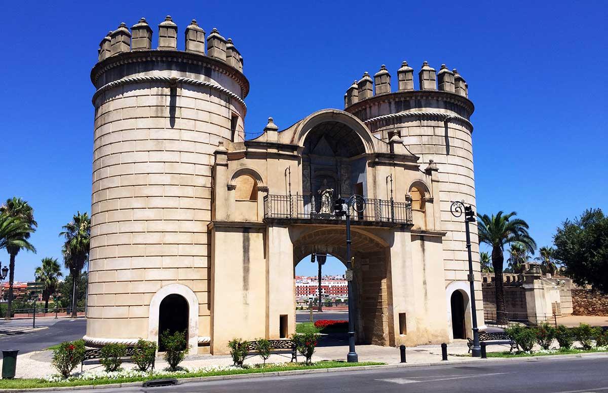 Puerta de las Palmas de Badajoz