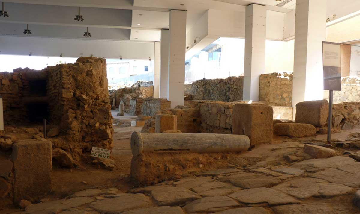 Zona Arqueológica de Morería de Mérida