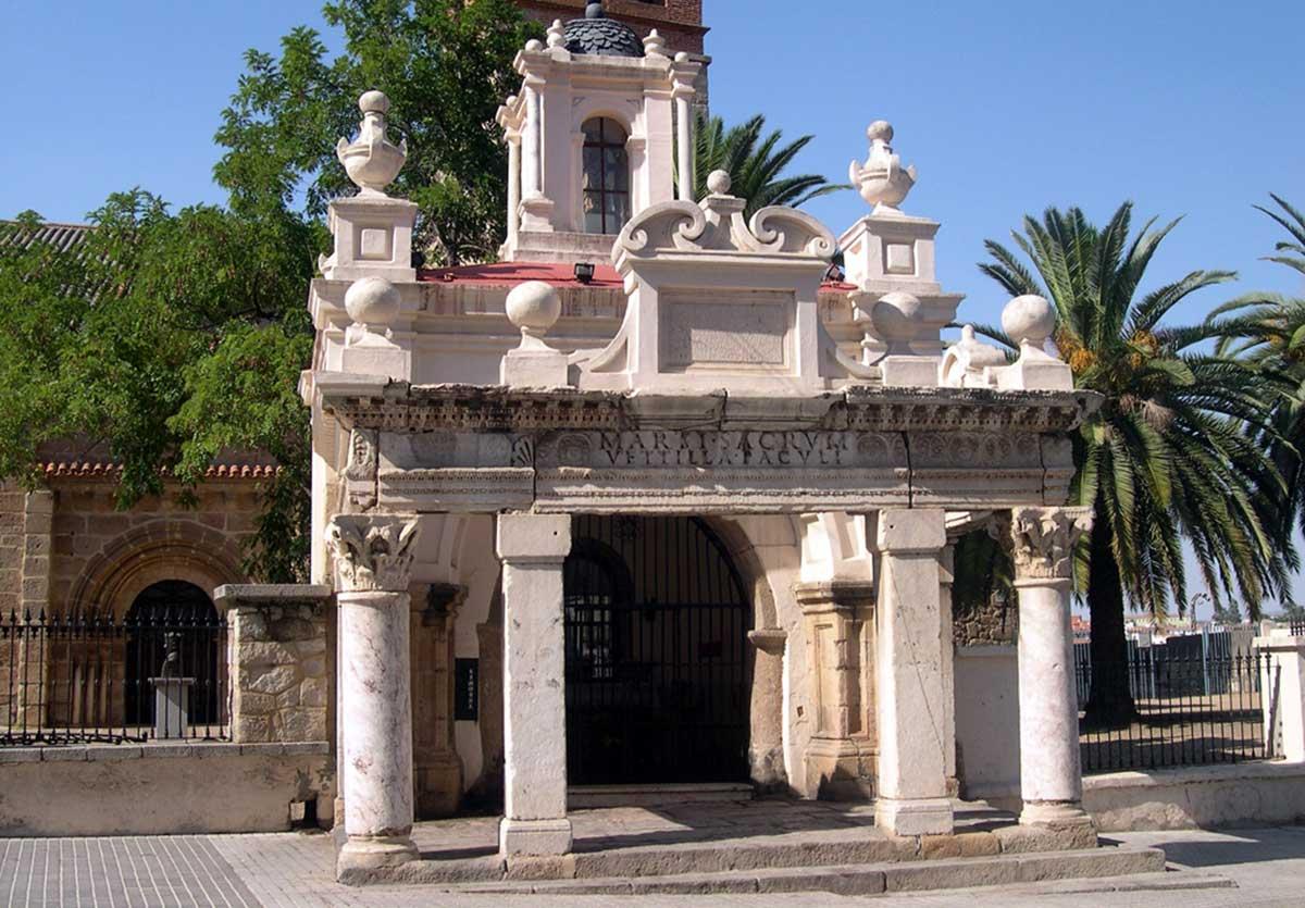 Templo de Marte (Hornito de Santa Eulalia)