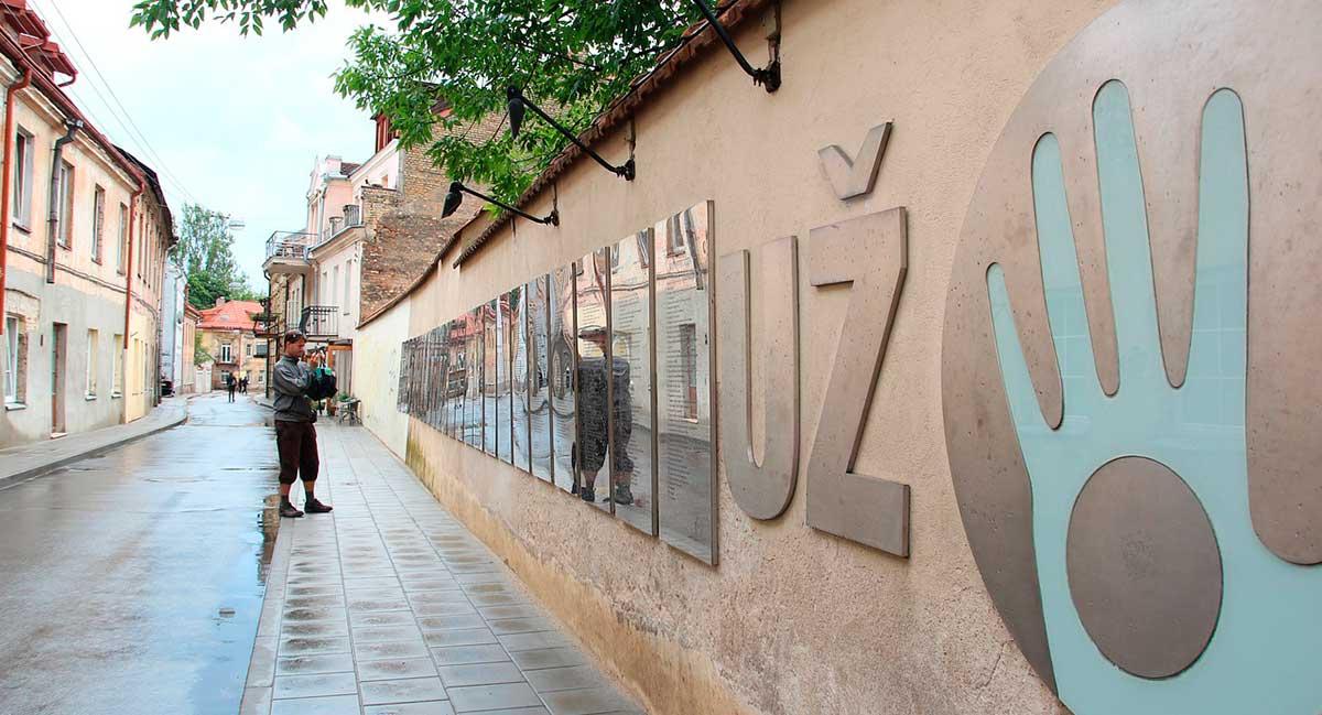 Constitución Uzupis