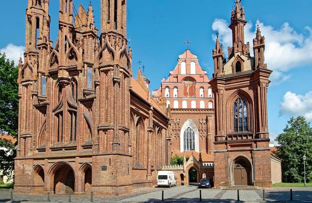 Iglesia de Santa Anna.