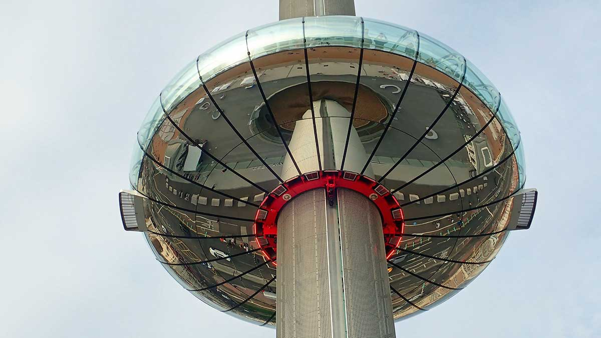 British Airways  i360º