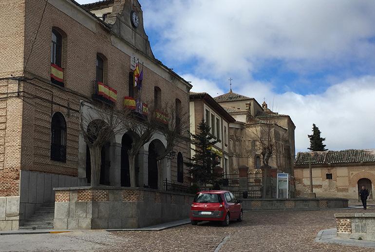pueblo de Madrigal de las Altas Torres