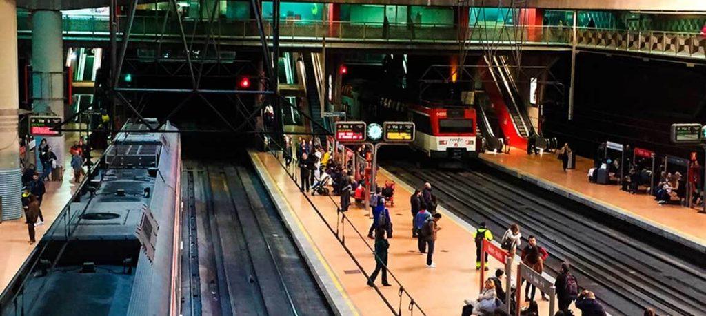Toda la información sobre la Estación de Atocha