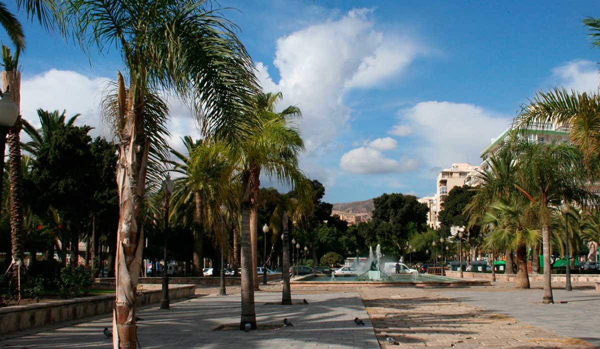 Parque de Nicolás Salmerón