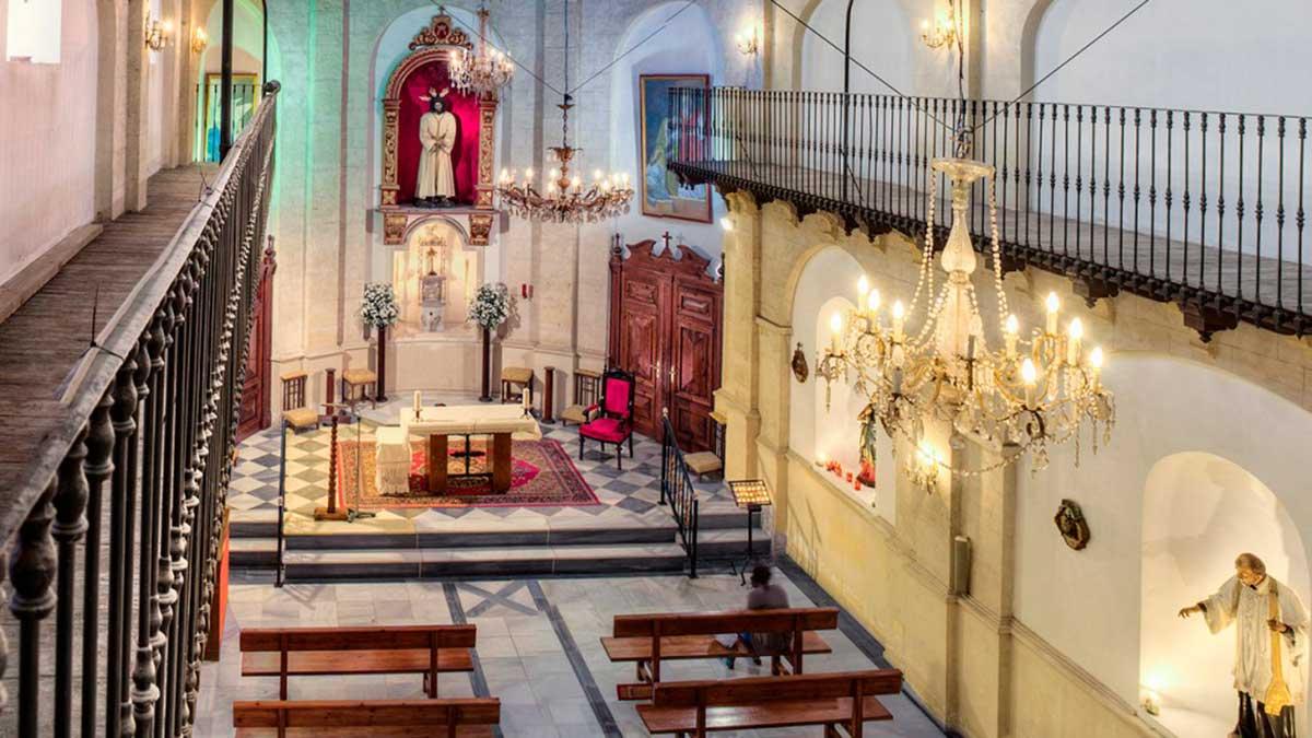 Real Hospital de Santa María Magdalena y Capilla de Almería