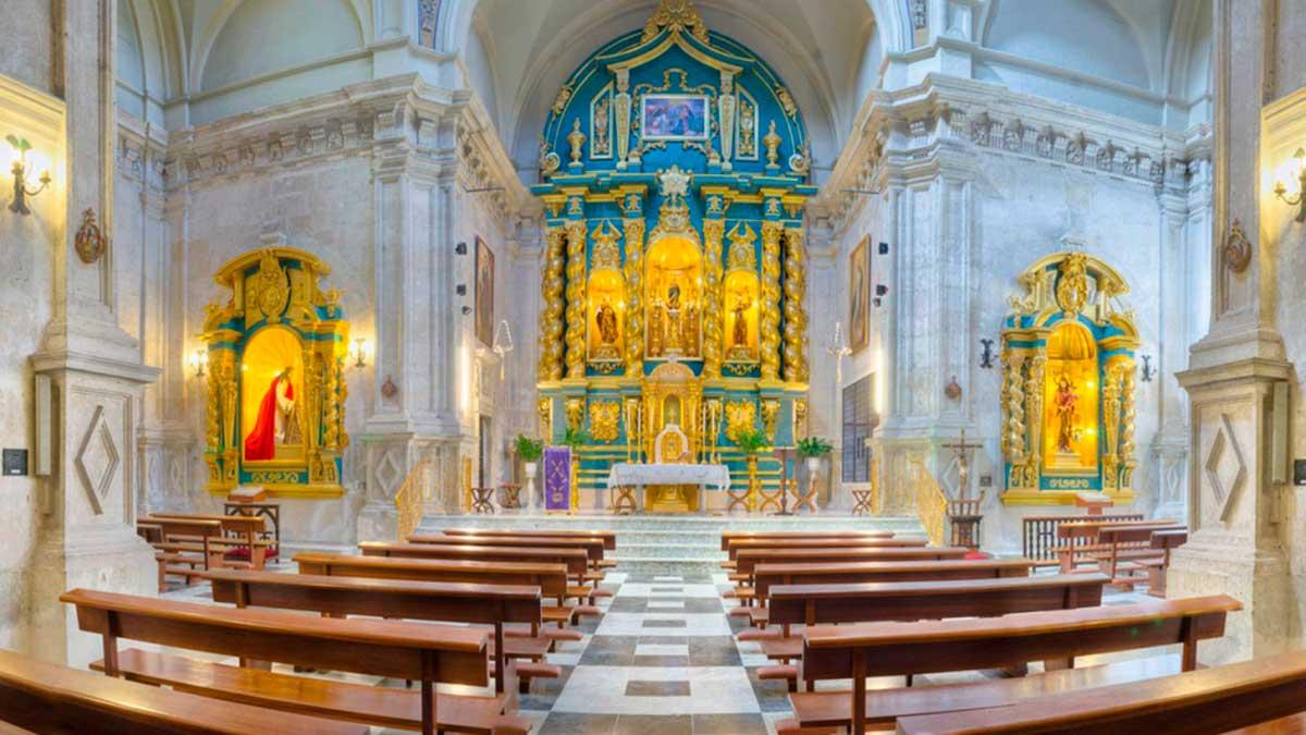 Iglesia y Convento de las Claras
