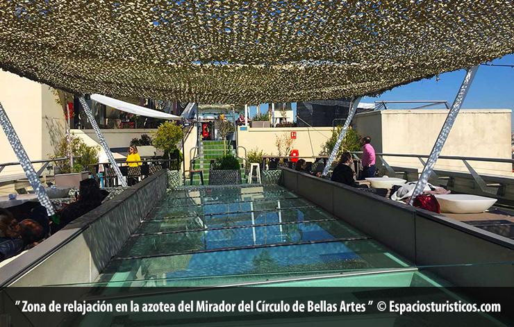 Mirador Azotea Del Círculo De Bellas Artes Miradores De