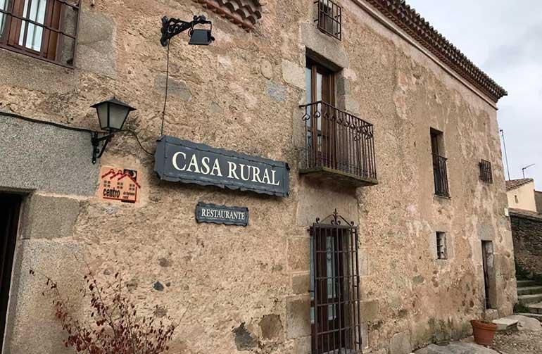 casa rural la muralla